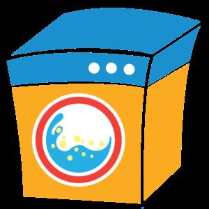 Fluff & Fold Clean Bubbles Laundromat